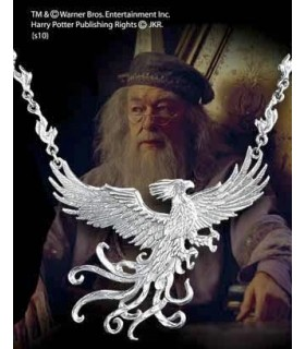 Colgante Fawkes el Fénix Harry Potter