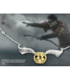 Colgante Snitch Dorada Harry Potter