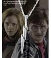 Colgante Relámpago Plata Harry Potter