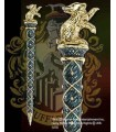 Bolígrafo Casa Hufflepuff Harry Potter