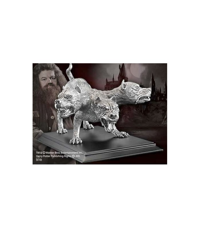 Escultura Fluffy Perro Tres Cabezas Harry Potter