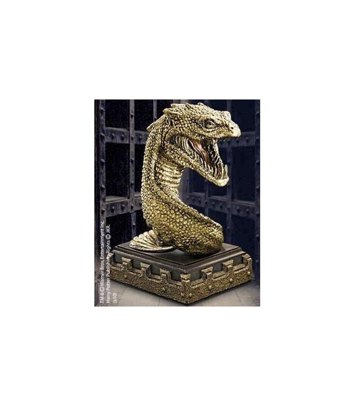 Soporte de Libros Sujetalibros Basilisco Harry Potter