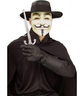 Capa de V de Vendetta - Standard