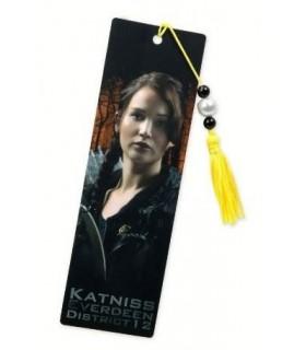Punto Libro Katniss Everdeen Los Juegos del Hambre
