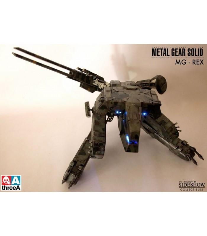 Metal Gear Solid Figura MG-REX COLL 48 cm