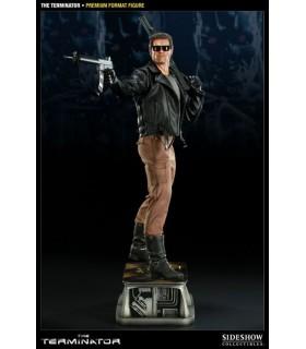 Figura Terminator T-800 Premium Format Escala 1:4