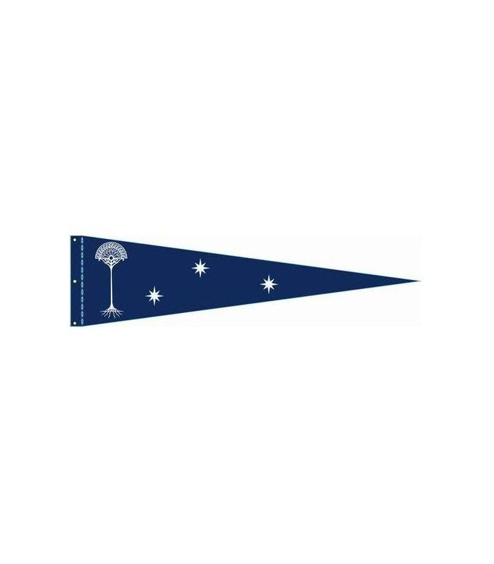 Bandera Pendón de los Rohirrim