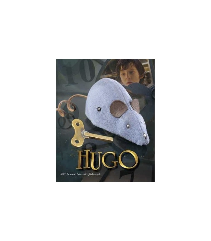 Ratón Mecánico La Invención de Hugo Cabret