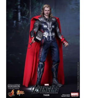 Figura Thor Los Vengadores Movie Masterpiece Escala 1:6