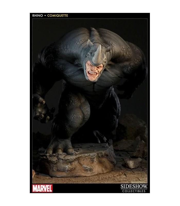 Figura Rhino Comiquette Marvel Escala 1:4