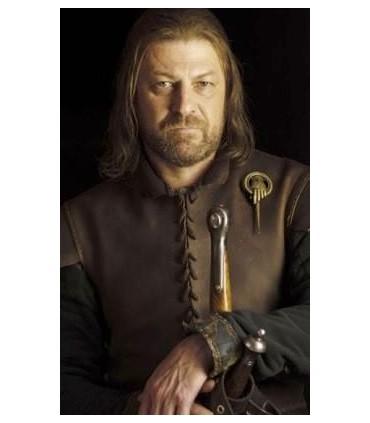 Emblema Mano del Rey Broche Eddard Stark Juego de Tronos (8cm)