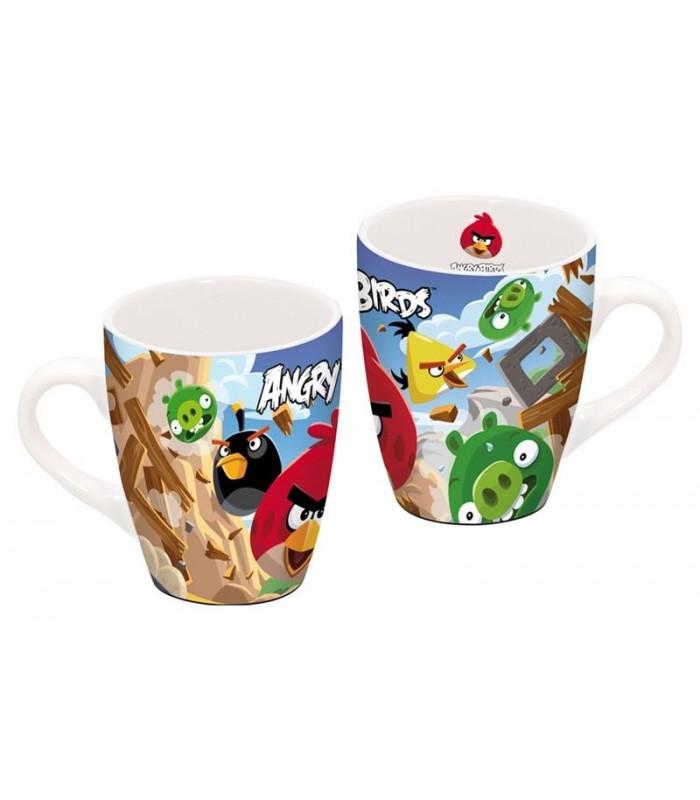 Taza Personajes de Angry Birds
