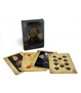 Baraja de cartas de Póker Juego de Tronos