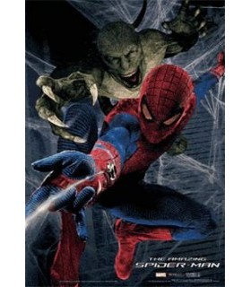 Póster 3D Spiderman The Amazing Spider-Man
