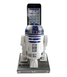 Caja fuerte Smartsafe R2D2 Star Wars para IOS o Android