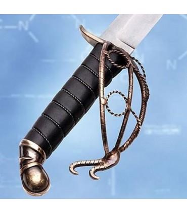 Espada Ezio Assasins&#39s Creed II Réplica Escala 1:1