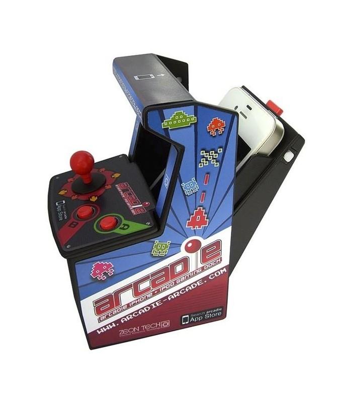Miniconsola Arcade para iPhone iPod Arcadie