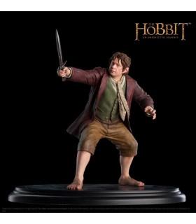 Figura Bilbo Bolsón El Hobbit: Un Viaje Inesperado Escala 1:6