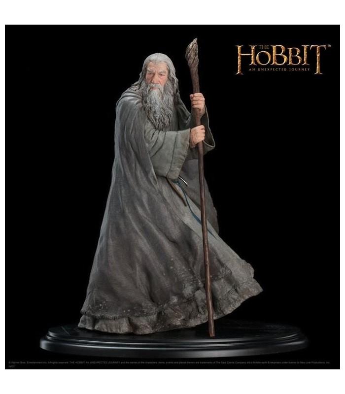 Figura Gandalf el Gris El Hobbit: Un Viaje Inesperado Escala 1:6
