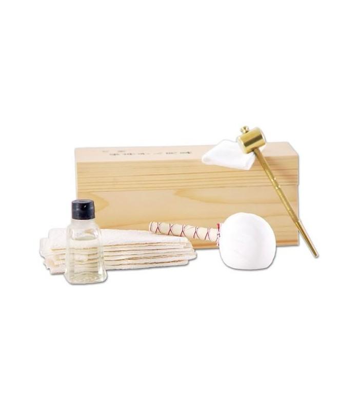 Kit Tradicional de Matenimiento de Katanas