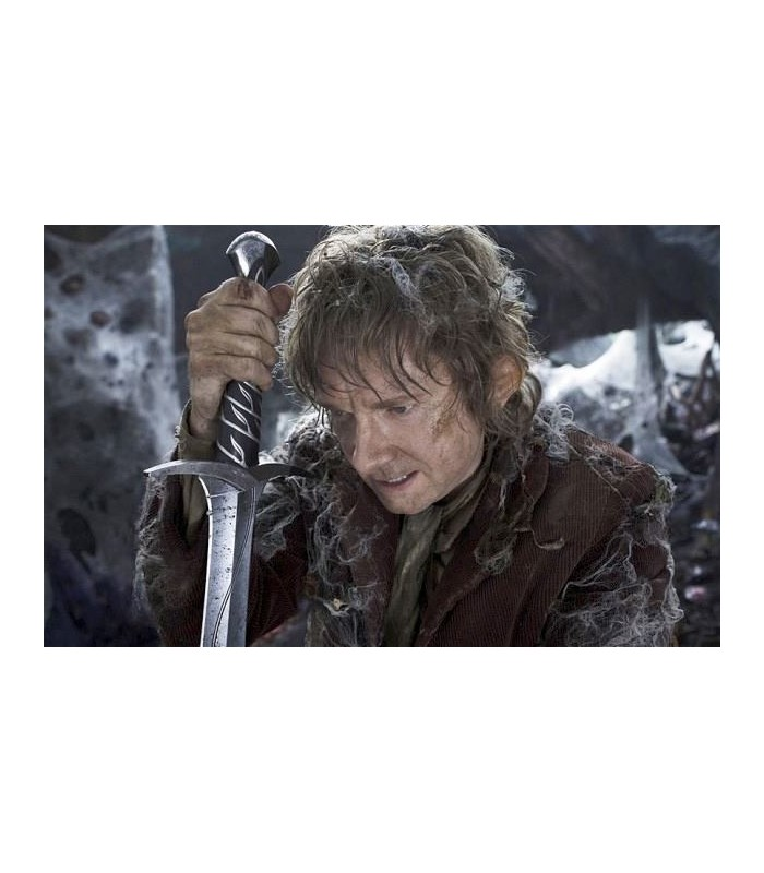 Espada Dardo de Bilbo Bolsón El Hobbit:Un Viaje... Réplica 1:1