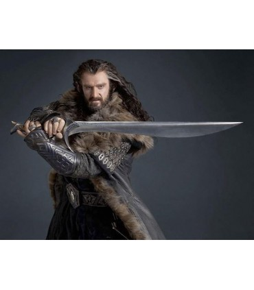 Espada Orcrist de Thorin Escudo de Roble El Hobbit: Un Viaje ...