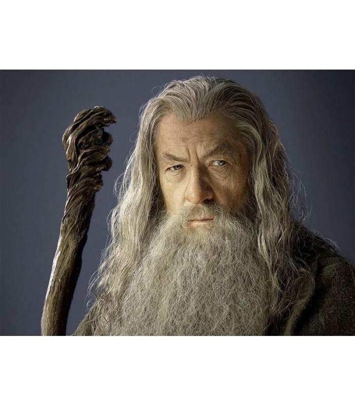 Vara Gandalf el Gris El Hobbit: Un Viaje Inesperado Réplica 1:1