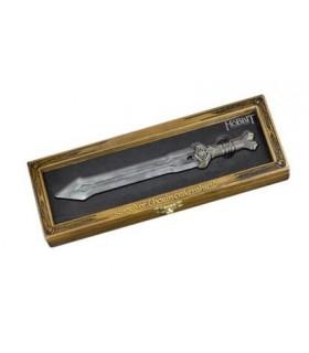 Abrecartas Espada Thorin Escudo de Roble El Hobbit: Un Viaje...