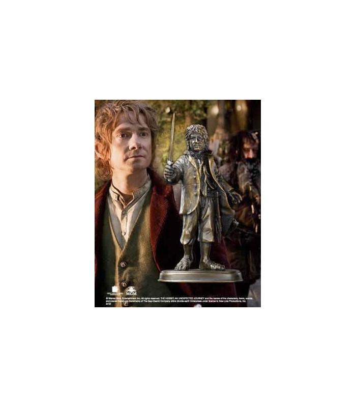 Escultura Bronce Bilbo Bolsón El Hobbit: Un Viaje Inesperado