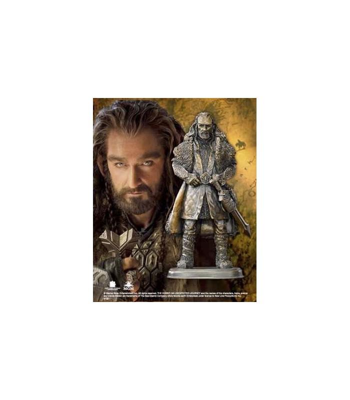 Escultura Bronce Thorin El Hobbit: Un Viaje Inesperado