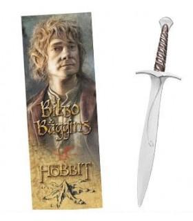 Marca Páginas y Bolígrafo Bilbo El Hobbit: Un Viaje Inesperado