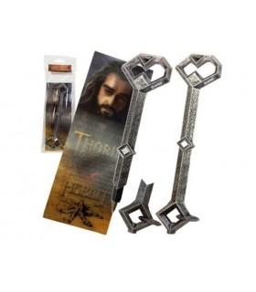 Marca Páginas y Bolígrafo Thorin El Hobbit: Un Viaje Inesperado
