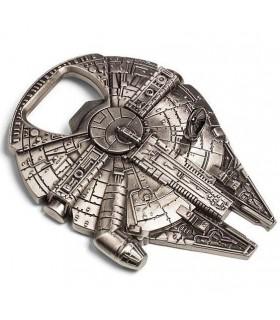 Abrebotellas Halcón Milenario Star Wars