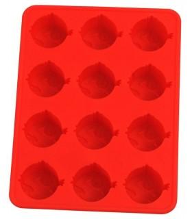 Cubitera Molde de Silicona Logo Los Cazafantasmas