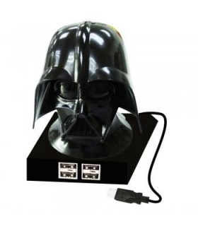 Hub USB Darth Vader con sonido Star Wars