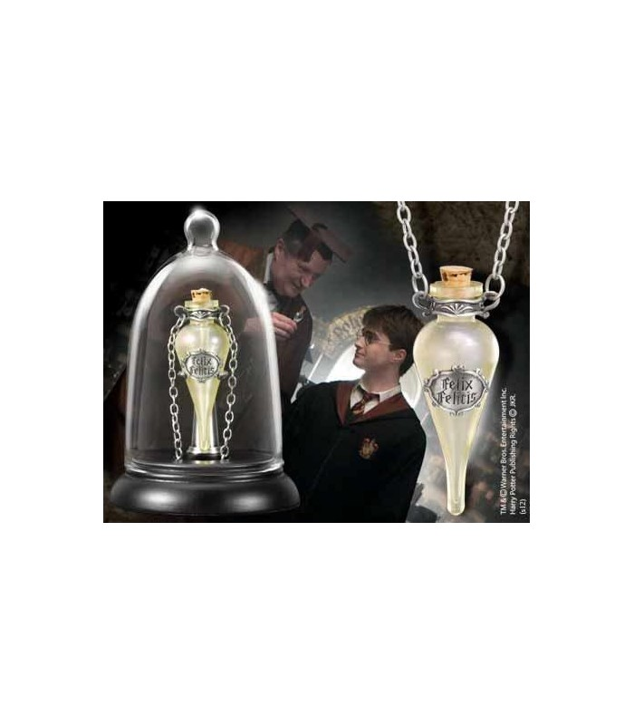 Colgante Felix Felicis Harry Potter