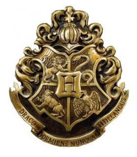 Escudo Hogwarts Harry Potter
