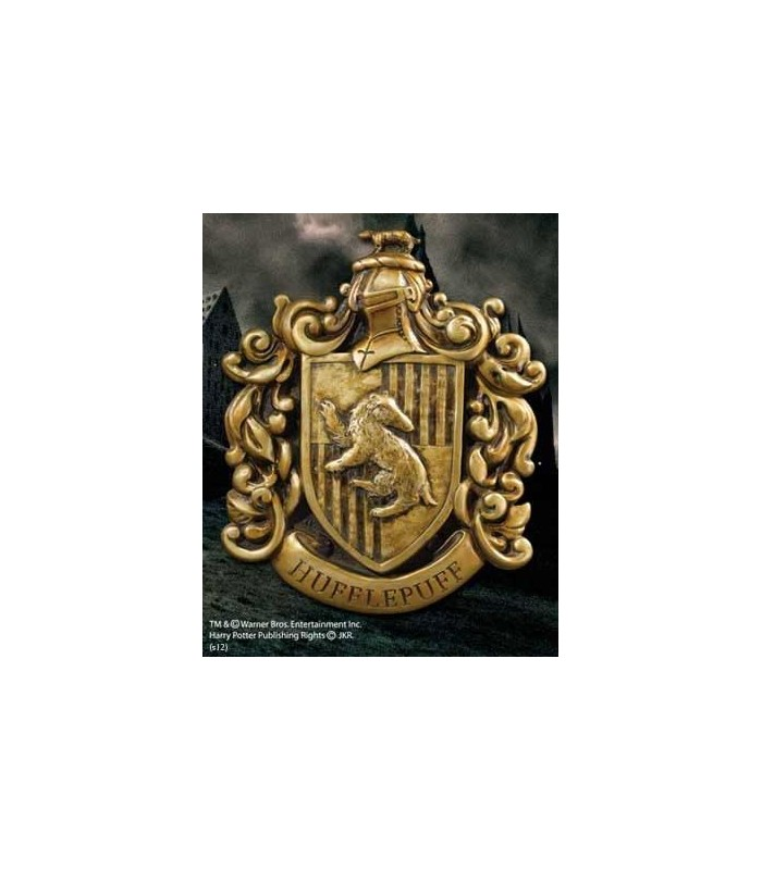 Escudo Hufflepuff Harry Potter