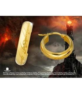 Pendientes Ánillo Único El Hobbit: Un Viaje Inesperado