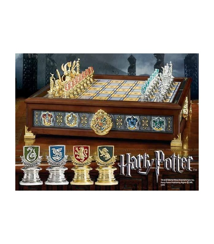 """Juego de Ajedrez Harry Potter """"Quidditch"""""""