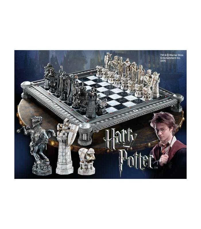 "Juego de Ajedrez Harry Potter ""Desafío Final"""