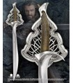 Espada Orcrist Thorin Escudo de Roble El Hobbit Noble Collection
