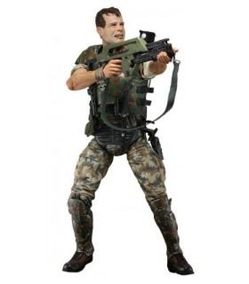 Figura Soldado Hudson Aliens