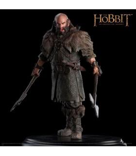 Figura Dwalin el Enano El Hobbit: Un Viaje Inesperado Escala 1:6