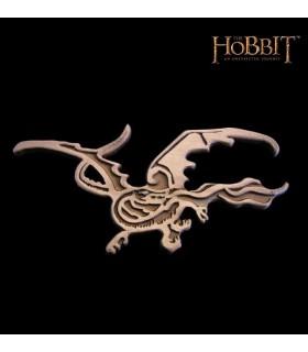 Pin del Dragón El Hobbit: Un Viaje Inesperado