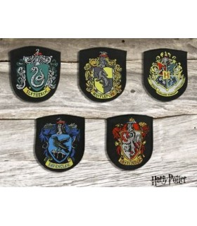 Escudos Tela Bordada Hogwarts Harry Potter