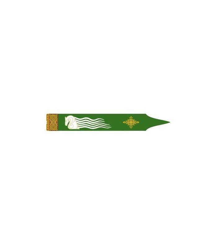 Bandera Pendón de los Rohirrim - Edición Limitada