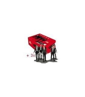 Pack Reservoir Dogs Edicion Coleccionista + 3 Figuras NECA 18cm