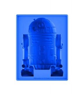Cubitera Molde Silicona R2-D2 Star Wars (Grande)