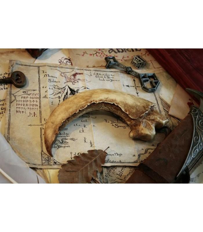 Garra (Espolón) de Smaug El Dragón - El Hobbit